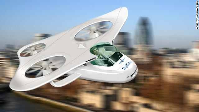 10 Amazing Flying Cars That Really Existed