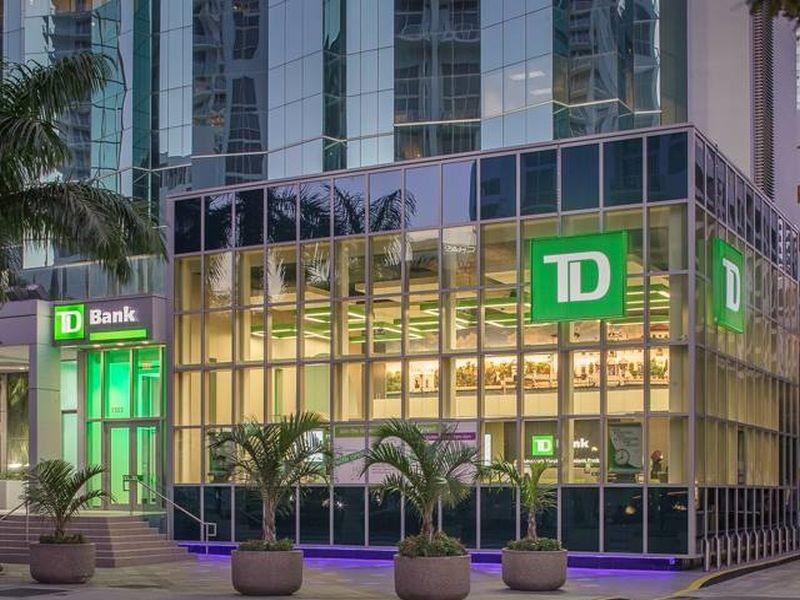 td bank headquarters canada