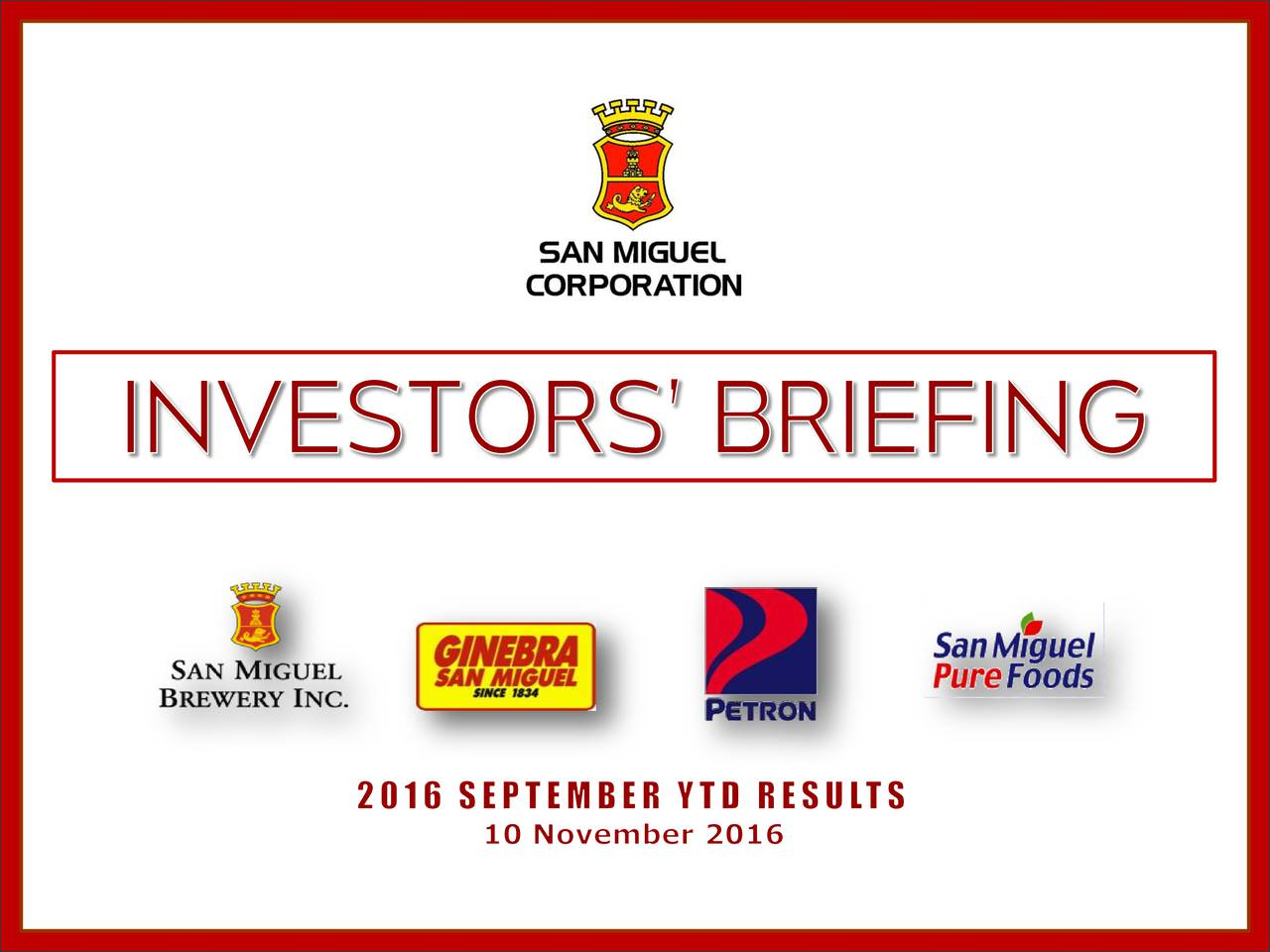 problem facing san miguel corporation Posts about san miguel corporation written by aviation news philippines moderator san miguel holdings is facing row problems in a number of key areas.