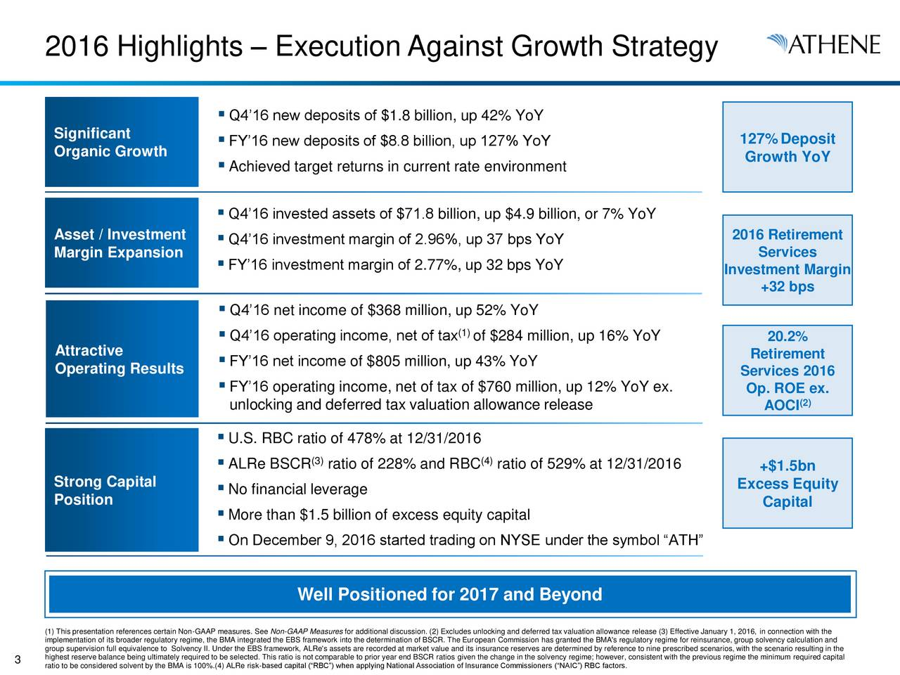 Athene Holding 2016 Q4 - Results - Earnings Call Slides ...