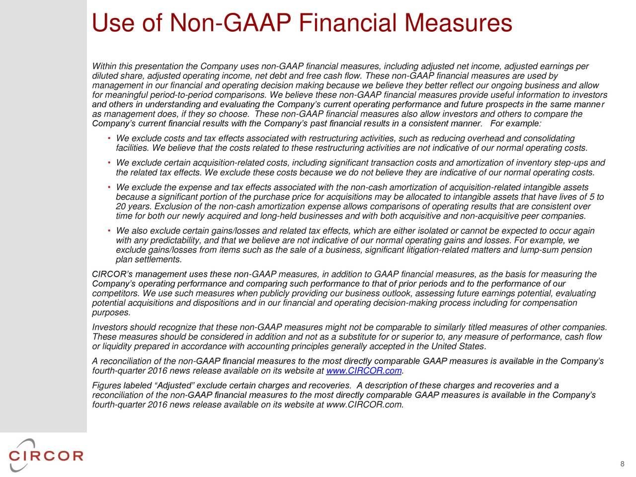 Assessing a companys financial future