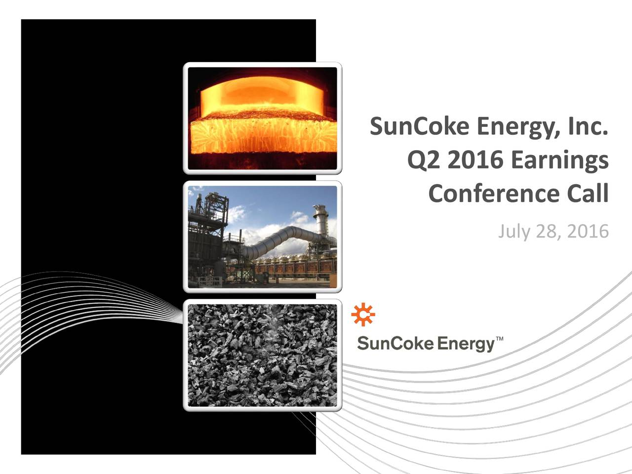Q2 2016 Earnings Conference Call July 28, 2016