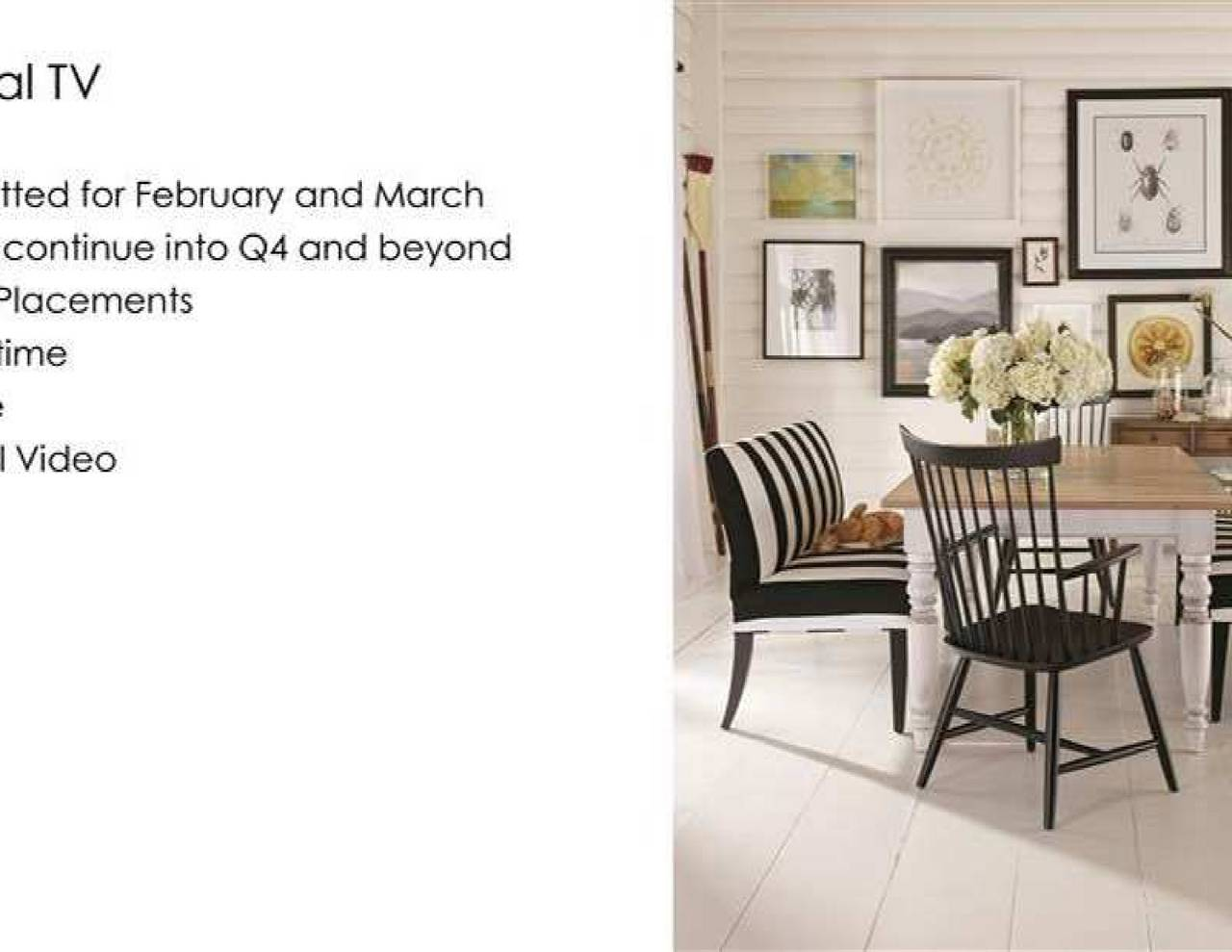 Ethan Allen Interiors Eth Presents At The Raymond James